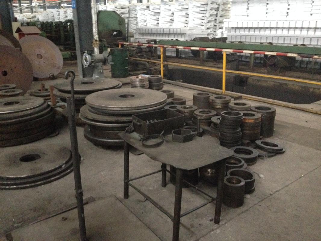 Used Lw400 130 215 6 Mm Erw Tube Mill Huaye Equipment Us